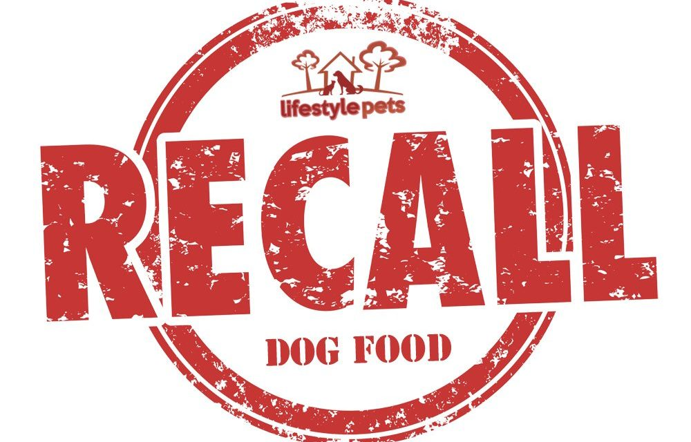 Recall Alert: K-9 Kraving Dog Food