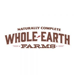 Logo of Whole Earth Farms.